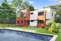 modern Houses by Eisner Design