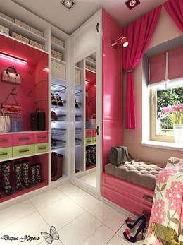dressing room: Гардеробные в . Автор – Your royal design