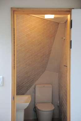 임조의 오두막 : AAPA건축사사무소의  화장실