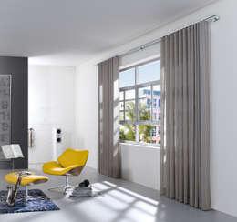 """Wellenvorhang """"W3"""": moderne Fenster & Tür von interstil Vorhanggarnituren"""