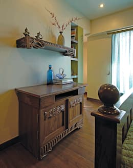 modern Bedroom by The Orange Lane