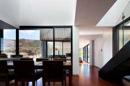 단산리주택 Dansanli House: ADF Architects의  다이닝 룸