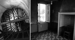 Petit Manoir Normand:  de style  par AGENCE APOLLINE TERRIER