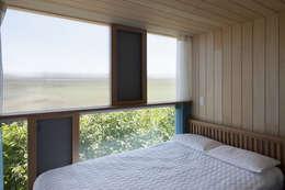 Projekty,  Sypialnia zaprojektowane przez ihrmk