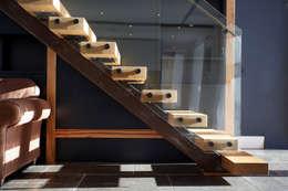 Koridor dan lorong by Hart Design and Construction