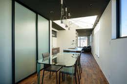 H建築スタジオ의  다이닝 룸