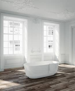 Baños de estilo moderno por Vallone GmbH