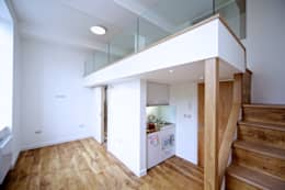 moderne Woonkamer door Ceetoo Architects