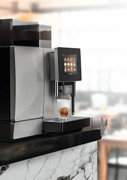 modern Kitchen تنفيذ Franke Coffee Systems GmbH