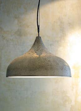 minimalistische Woonkamer door rohes wohnen