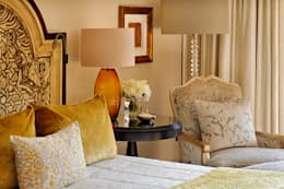 One&Only Royal Mirage Hotel, Dubai: eclectic Bedroom by Heathfield & Co