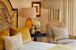 eclectic Bedroom by Heathfield & Co