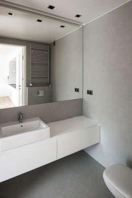 minimalistische Badkamer door OneByNine