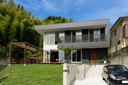 modern Houses by H建築スタジオ