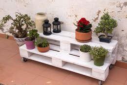 ECOdECO Mobiliario의  정원