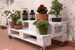 Garden  by ECOdECO Mobiliario