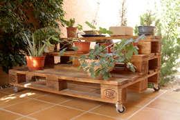 ECOdECO Mobiliarioが手掛けた庭