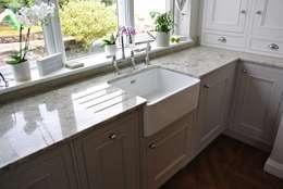 klasieke Keuken door Glenlith Interiors (Scotland) Ltd