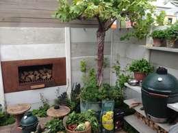 Garden  by WWOO