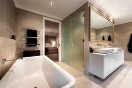 moderne Badkamer door Moda Interiors