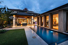 Terrasse de style  par Moda Interiors
