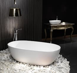 modern Bathroom by Waters Baths of Ashbourne