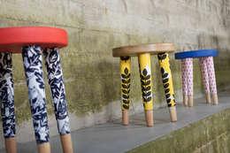 Banquetina: Dormitorios infantiles  de estilo  por Kepot