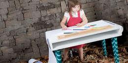 Boceta: Dormitorios infantiles  de estilo  por Kepot
