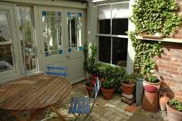 Terrace by Studio Urban Blu