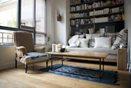 Livings de estilo moderno por Atelier Grey