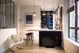 moderne Keuken door Atelier Grey