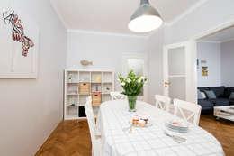 scandinavische Eetkamer door Better Home
