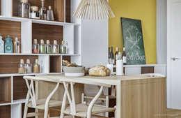 WOODEN KITCHEN: Кухни в . Автор – ILKINGURBANOV Studio