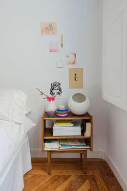 غرفة نوم تنفيذ nimú equipo de diseño