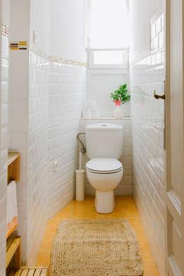 حمام تنفيذ nimú equipo de diseño