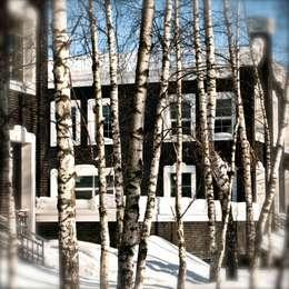 "Town Villas ""Green Apple"", Zhukovka, Moscow region : Дома в . Автор – baboshin.com"