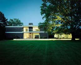 منازل تنفيذ Corneille Uedingslohmann Architekten