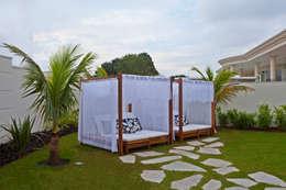 Projekty,  Ogród zaprojektowane przez Designer de Interiores e Paisagista Iara Kílaris