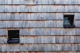 DOM W LIPKOWIE: styl minimalistyczne, w kategorii Domy zaprojektowany przez SDA - SZCZEŚNIAK DENIER ARCHITEKCI