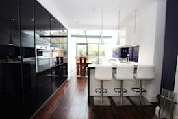 moderne Keuken door LWK Kitchens