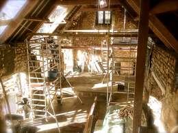 Projekty,   zaprojektowane przez Hart Design and Construction