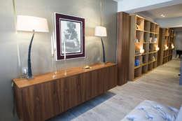 modern Living room by R-decora - Obras, Reformas y Decoración