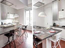 Rénovation d\'un appartement haussmannien à Lyon