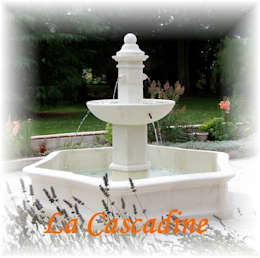 CASCADINE: Jardin de style de style eclectique par PIERRE et FONTAINE