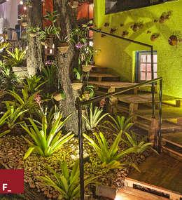Сады в . Автор – Fadel Arquitetura