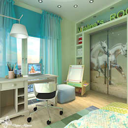 classic Nursery/kid's room by Your royal design