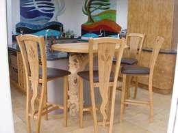 modern Kitchen تنفيذ Cadman Furniture