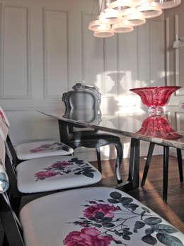 Unlimited Design – Karsıyaka Private Residence:  tarz İç Dekorasyon