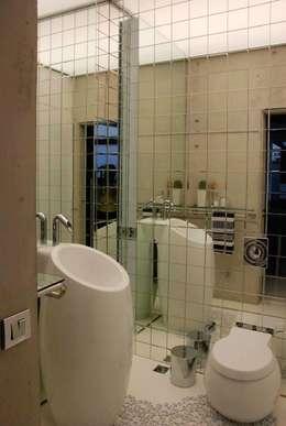 Unlimited Design – Mamurbaba Summer House: minimal tarz tarz Banyo