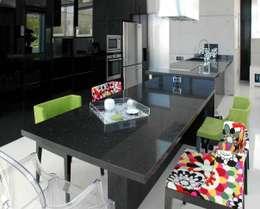 Projekty,  Kuchnia zaprojektowane przez Unlimited Design